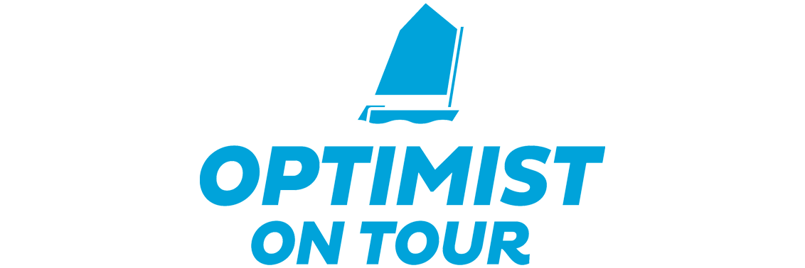 Optimist on Tour Logo